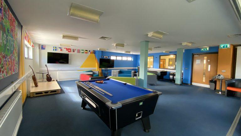 Youth Floor - Pool Room 2