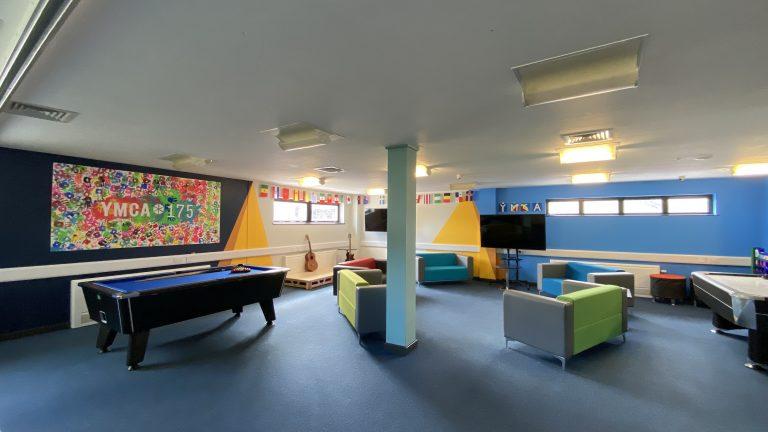 Youth Floor - Pool Room